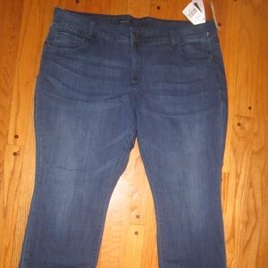 KUT FROM THE CLOTH SIMMONS BOOT CUT JEANS PLUS 24W